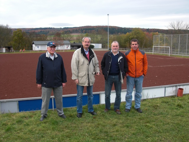 CDU Waldsolms am Sportplatz in Kraftsolms