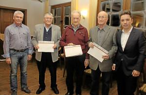 CDU Waldsolms ehrt verdiente Mitglieder