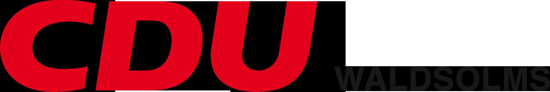 CDU Waldsolms Logo