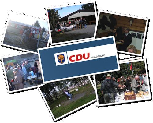 CDU Waldsolms Bilder